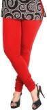 Perfectcreations Women's Red Leggings
