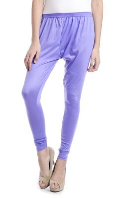 Samridhi Women's Light Blue Leggings