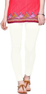 Prmesabh Women's White Leggings