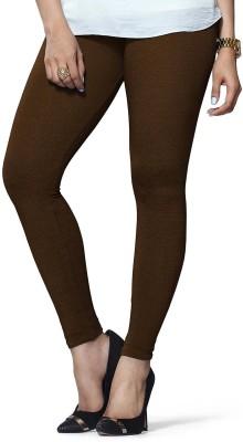 ambey shree trendz Women,s Brown Leggings