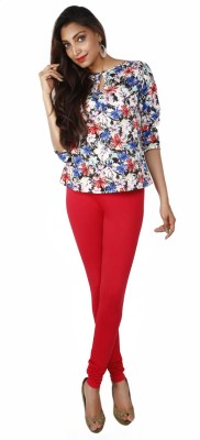 AWESOME Women's Red Leggings