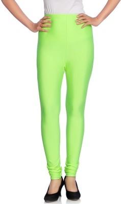 Vanita Women's Green Leggings