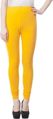 RASHI OVERSEAS Women's Yellow Leggings