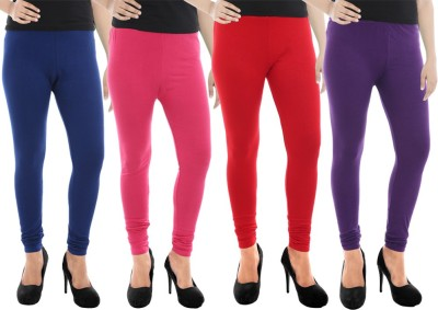 Paulzi Women's Blue, Pink, Red, Purple Leggings