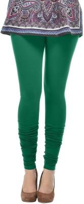 Meril Women,s Dark Green Leggings