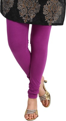Sohniye Women's Purple Leggings