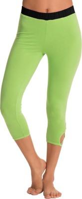 PrettySecrets Women's Green Leggings