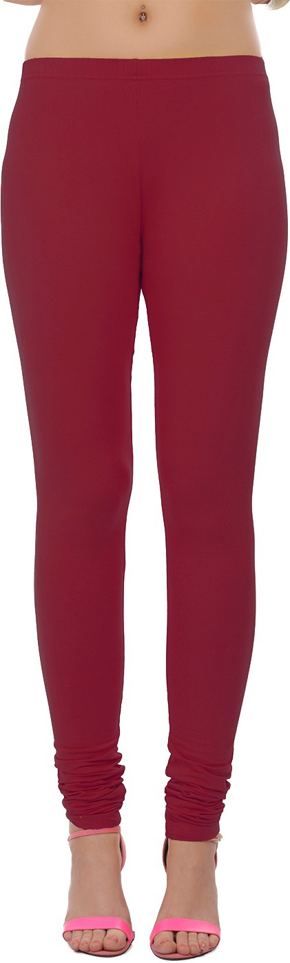 Sonari Womens Red Leggings