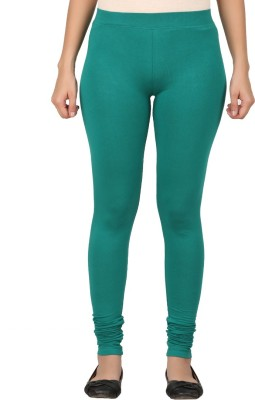 TECOT Women's Dark Green Leggings