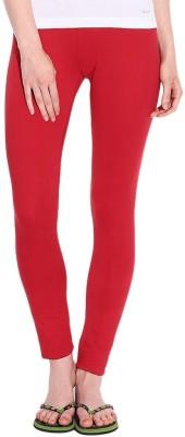 MTL Girl's Red Leggings