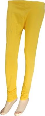 Balaji Creations Women's Yellow Leggings