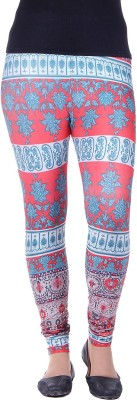 Kally Women's Red Leggings