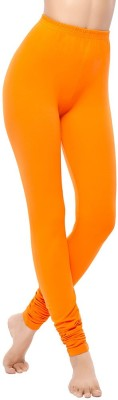 Coucou by Zivame Women's Orange Leggings