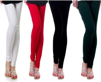 Archway Women's White, Red, Black, Green Leggings