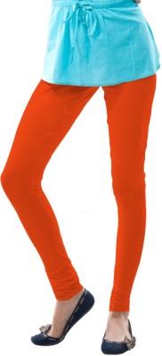 Dollar Missy Women's Orange Leggings