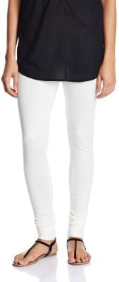 Lavos Women's White Leggings