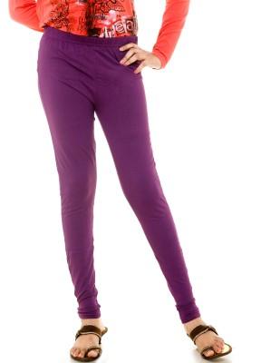 Menthol Girl's Purple Leggings