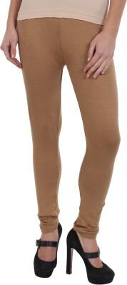 Kamaira Women's Beige Leggings