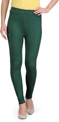 Vinnis Women's Green Leggings