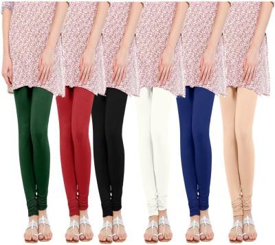 Oh Fish Women's Multicolor Leggings