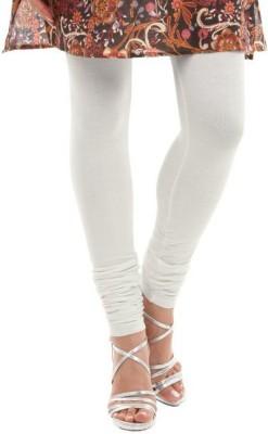 StyleJunction Women,s White Leggings