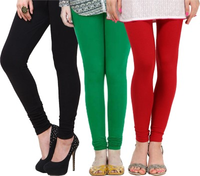 Ally The Creations Women's Multicolor Leggings