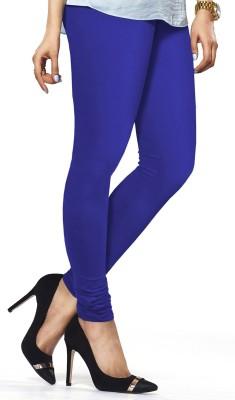 ambey shree trendz Women,s Blue Leggings