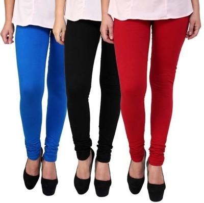 Kiyara Collection Women's Blue Leggings