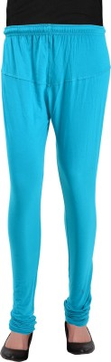 Heart&Arrow Women's Blue Leggings