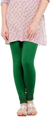 Kiyaracollection Women's Green Leggings
