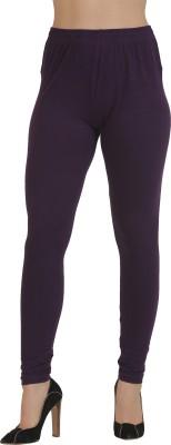 TT Women's Purple Leggings