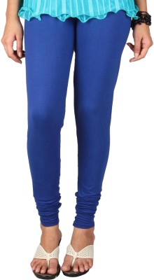 PurpleYou Women's Blue Leggings
