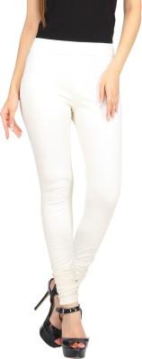 Evila India Retails Private Limited Women's Beige Leggings