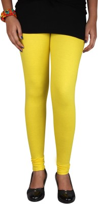 Avelen Women's Yellow Leggings
