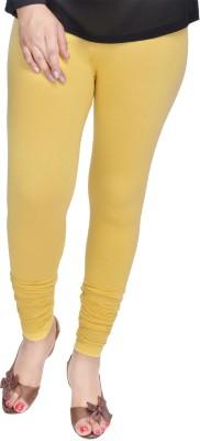 Suti Women's Yellow Leggings