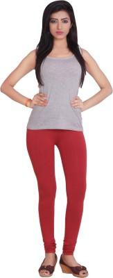 Teen Fitness Women's Orange Leggings