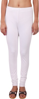 Shop & Shoppee Women's White Leggings