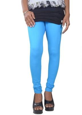 Tyro Women's Blue Leggings
