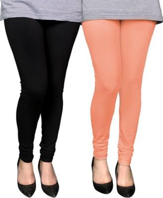 PAMO Women,s Black, Pink Leggings