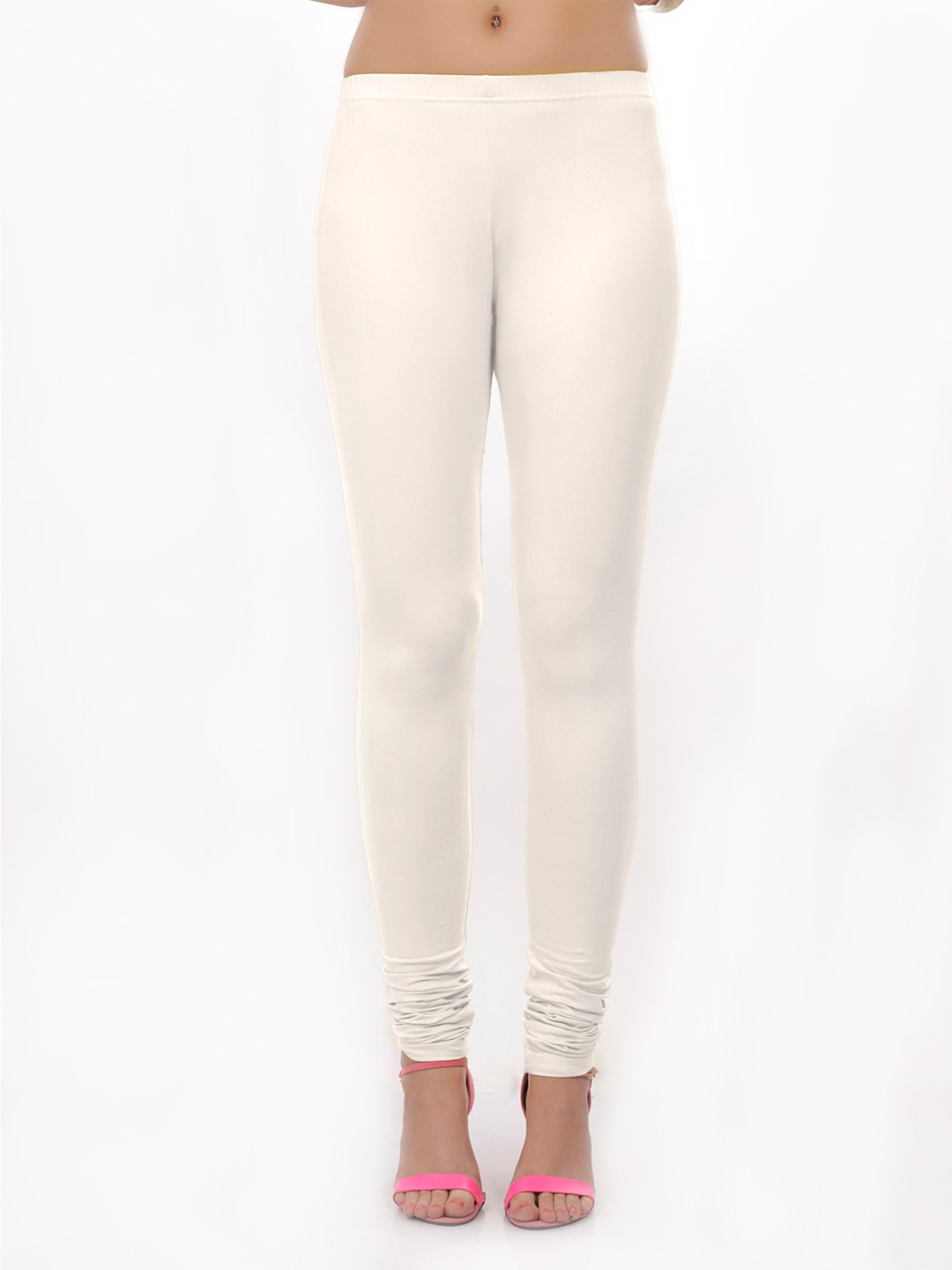 Sonari Womens White Leggings