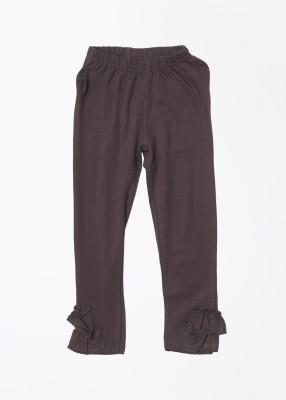 People Girl's Grey Leggings