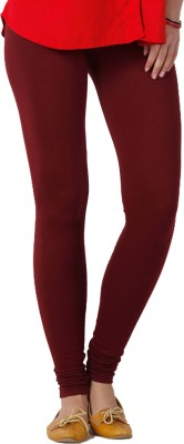 Rham Women's Maroon Leggings