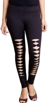 Blinkin Women's Black Leggings