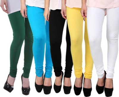Kasa Women's Multicolor Leggings