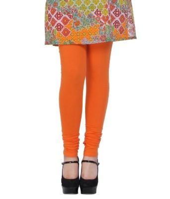 Edge Plus Women's Orange Leggings