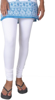 Tyro Women's White Leggings