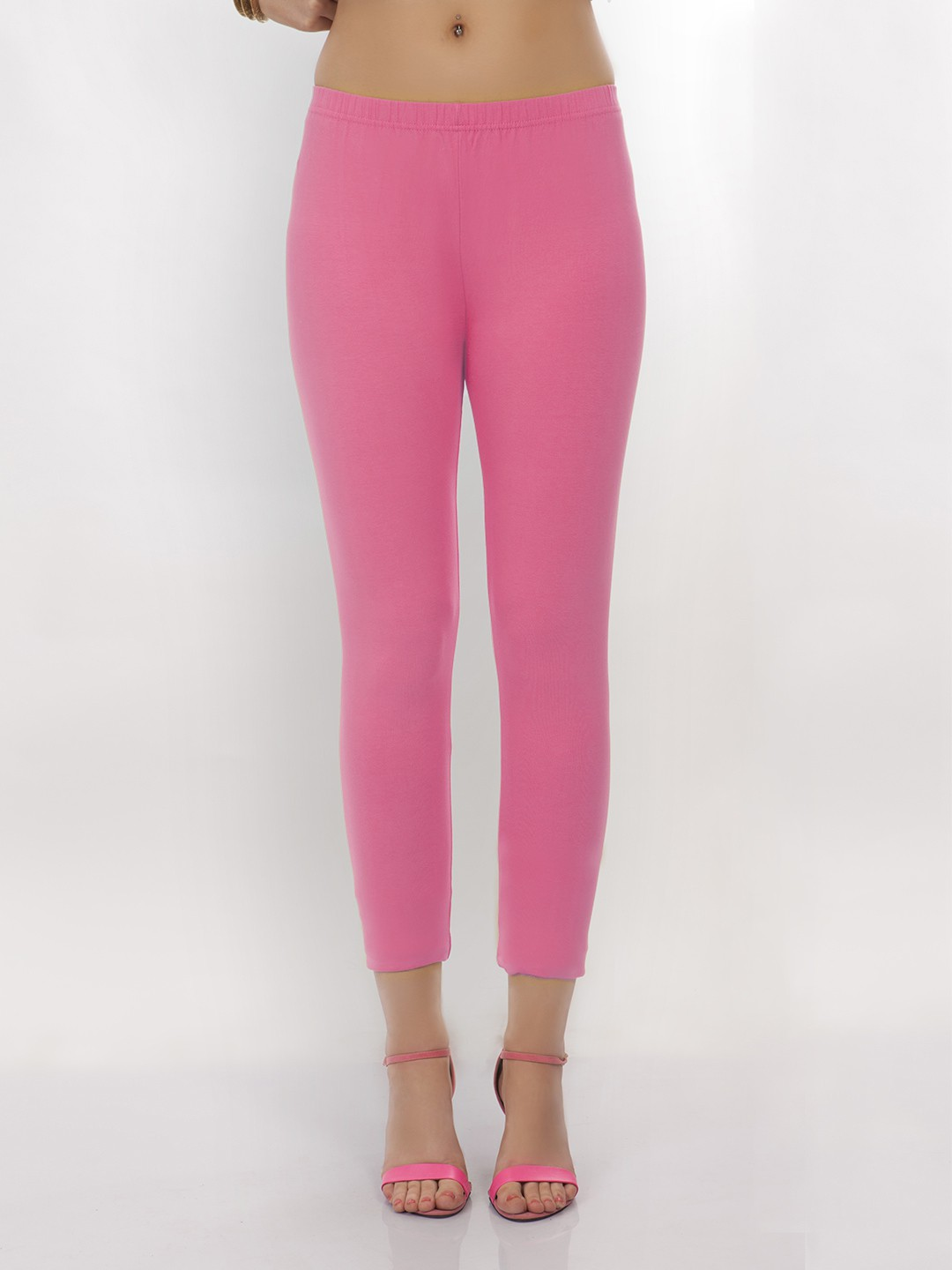 Sonari Womens Pink Leggings
