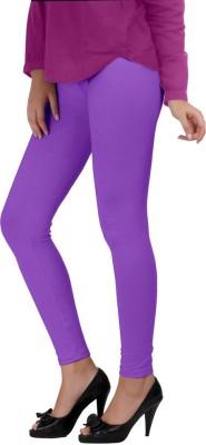 La Pezza Women's Purple Leggings