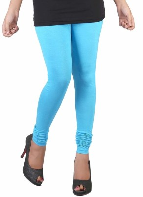 East West Women,s Blue Leggings