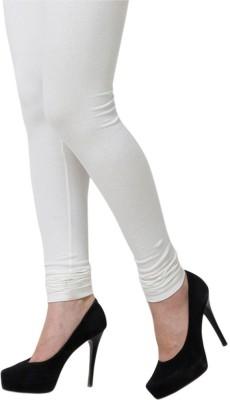 R J Enterprises Women's White Leggings